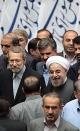 چالش اساسی روحانی در تبیین اعتدال / جای خالی عارف و قالیباف در بین مدیران عملگرای کابینه روحانی