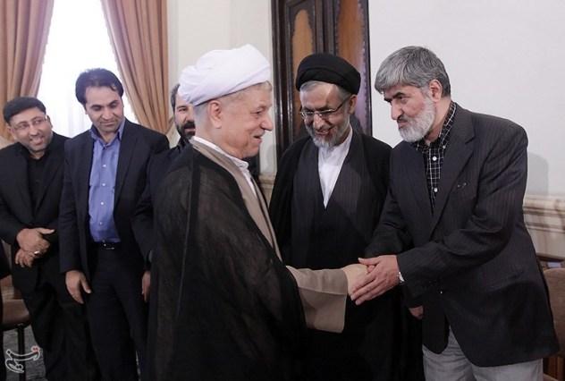Image result for علی مطهری هاشمی رفسنجانی