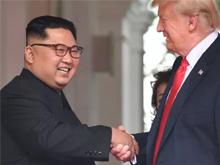 فیلم/ لحظه امضا سند مشترک بین کره شمالی و آمریکا